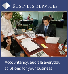 Accountancy and Business Services from Jeffcote Donnison