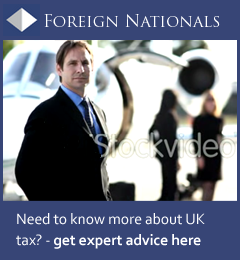 uk tax advice for foreign national from Jeffcote Donnison